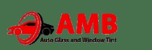 AMB Logo Auto Glass and Window Tint San Diego