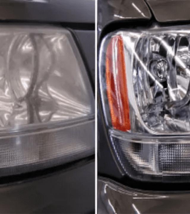 headlight restoration san diego
